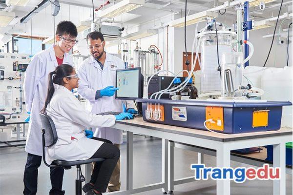 ngành công nghệ kỹ thuật hóa học